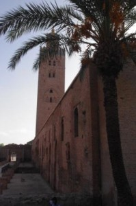 Marrakesh Mosque
