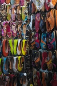 Shoe stall Medina