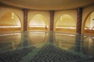 Hassan II Mosque Hamam