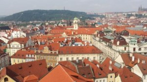 Panorama from Town Hall Tower