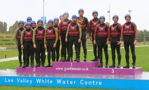OTS White Water Rafting