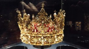 Coronation crown