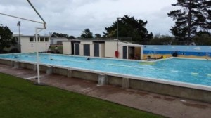 School Baths on Waiheke