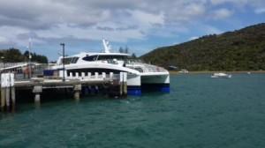 The Waiheke Ferry