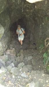Rangitoto Lava Cave