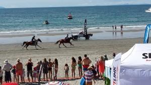 Onetangi Horse Races