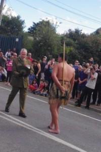 Maori challenge