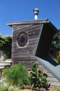 Uma Rapiti composting toilet