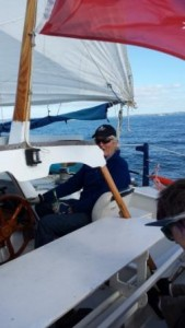 Acting Skipper Bruce