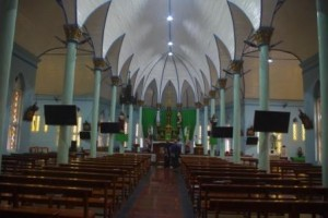 Interior Catholic Church