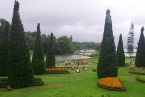 Kandawgyi Gardens