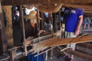 Minnathu Village the loom