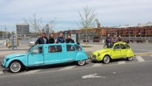3CV convoy
