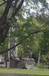 Monument to Evita