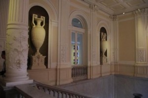 Cassa Rosada interior