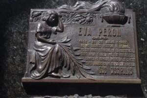 Recoleta Cemetary Eva Peron