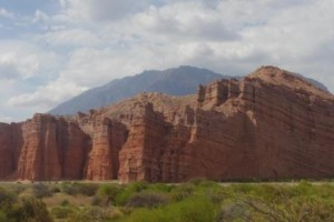 Road to Cafayate Titanic