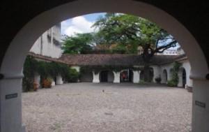 Cabildo Courtyard